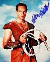 CHARLTON HESTON Signed classic BEN HUR picture