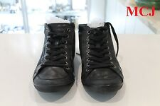 'Pre-owned' Prada Hightop Black Shoes size 10