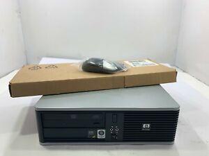 AJ459AV- HP Compaq dc5850 AMD Sempron LE-1300 2.3Ghz, 2GB MEM, 80GB HDD SFF