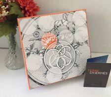 Hermes Holiday Designer Gift Box Terre D'Hermès Cologne 8 1/4� X 8 1/4� X 2 3/4�
