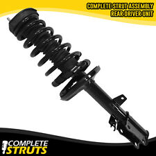 1992-1996 Toyota Camry Rear Left Complete Strut Assembly Single