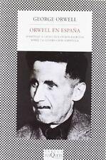 Orwell en España (Spanish Edition)-ExLibrary