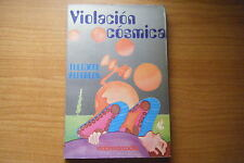 VIOLACION COSMICA, THEODORE STURGEON, COLECCION VISION ARCADIA, TEOREMA RUSTICA.