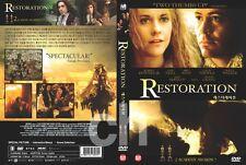 Restoration (1995) - Robert Downey Jr., eg Ryan, Sam Neill, Polly Walke  DVD NEW
