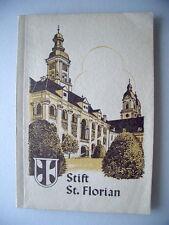 Stift St. Florian Führer durch das Chorherrenstift 1958 Oberösterreich