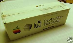 Apple Laserwriter 12/600 12/660 PS M3756G/A Black Toner