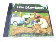 Live @ Lowlands 2001 promo cd  / beef /  e.m.m.