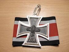 Ritterkreuz des Eisernen Kreuzes 1939 mit 800er Punze, am Band