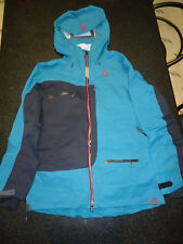 SCOTT VERTIC 3L HOODED SKI/SNOWBOARDING JACKET WOMEN'S MEDIUM (M) SRP $349.99