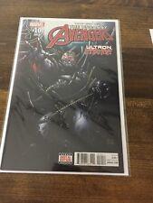 Uncanny Avengers #10 (2016) Marvel Comics - Comic Book Ultron reborn