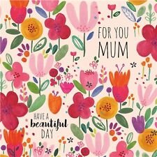 Mothers Day Card - Flowers