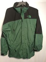 THE NORTH FACE HYDRENALINE HOODLESS FULL ZIP WINDBREAKER SIZE LARGE