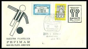 SOCCER/COVER, ARGENTINA 1978 - BRASIL 1-AUSTRIA 0-