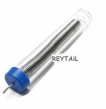 Rosin Core Solder Dispenser Tube + Quality Soldering Wire (60/40 Tin/Resin Flux)