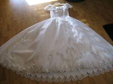 Brautkleid, ein Traum für Prinzessinen, Gr.42, Ihr Tag? Nur Abholung!!! 53894