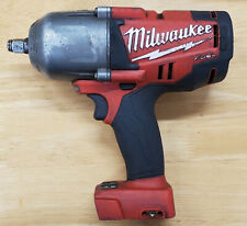Milwaukee Fuel 1/2 inch impact wrench used condition