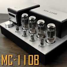 YAQIN MS-110B KT88 x4 Vacuum Tube Hi-end Integrated Power Amplifier 110v-240v IT