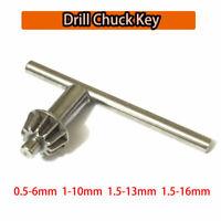 Universal Chuck Key Set Drill Bits 6 - 16mm Power Tool Tools DIY