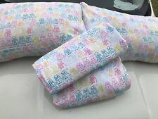 Pillowfort Penguin Full Flannel Sheet Set