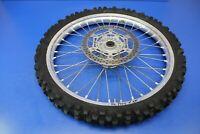 2002 02-13 YZ125 YZ450F Front Wheel Excel Rim Hub Center Spoke J21x1.60