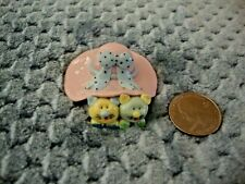 Collectibles Kitties Handmade Miniatures Animals Figurines Cute Cats and Hat
