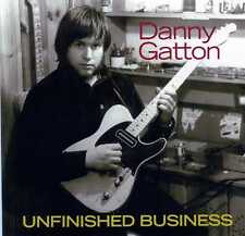 Danny Gatton-Unfinished Business  CD NEW