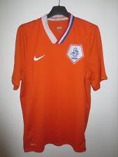 Maillot PAYS-BAS NEDERLAND NETHERLAND Holland shirt jersey trikot NIKE n°6 L