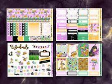 Nouveau Amusant Craft Kit Sac de coloré en forme de paillettes cercle ovale Star L70 069 HB