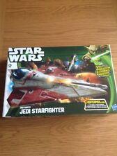 STAR WARS OBI-WAN'S JEDI STARFIGHTER VEHICLE 2013
