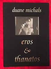 Duane Michals Eros & Thanatos Arts and Photography, Photo Essay, Portraits
