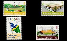 Solomon Islands MNH complete series