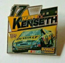new product 0eece ef4ed New Lot Of 3 Matt Kenseth  17 Hat Pins With Winston Cup Champ Pin