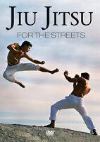 DVD Jiu Jitsu For The Street