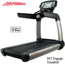 95T Engage Treadmill - With Digital Tuner- Life Fitness