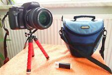 Sony Alpha A230 l 18x55mm Objekiv l EXTRAS l DSLR Spiegelreflex Kamera 10MP l4
