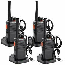 Nestling USB Rechargeable Long Range Two Way Radio Walkie Talkies Walky Talky