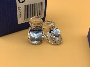 Swarovski Figurine 55108539 Baby Blue 3,5 Cm. Boxed & Certificate
