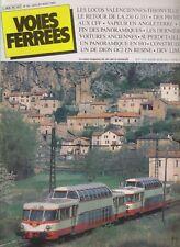 VOIES FERREES N°30 VALENCIENNES-THIONVILLE / 230 G 353 / VAPEUR EN ANGLETERRE
