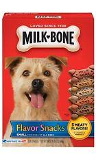 Milk-Bone Flavor Snacks for Dogs of All Sizes 1lb Box