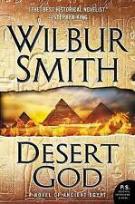 Desert God: A Novel of Ancient Egypt by Wilbur Smith (Paperback / softback)