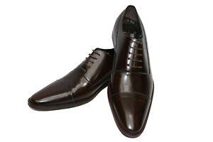 Echtleder Herren Schuhe Muga Gr.44 Braun