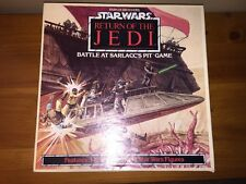 Star Wars Return of the Jedi Battle at Sarlaccs Pit Board Game