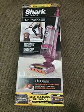 Shark ZU780 Lift Away Purple DuoClean Pro Upright Vacuum Cleaner