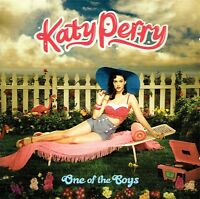 CD - KATY PERRY - One of the boys