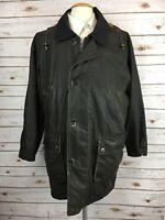 HUNTER Men's Olive Green FIELD Coat Jacket (MEDIUM)