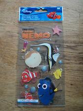 EK Success Disney Nemo avec étoile de mer Stickers Entièrement neuf sous emballage