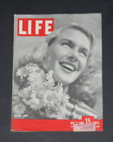 LIFE MAGAZINE JULY 8 1946 BASQUE SHIRT