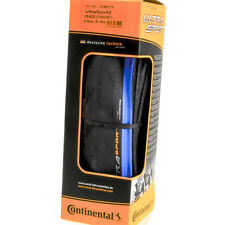 Continental Ultra Sport II Black/Blue 700x25c