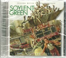 NEW Sealed CD - SOYLENT GREEN - FILM SCORE MONTHLY - Fred Myrow - Lt. Ed. #3000