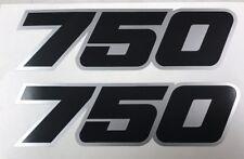 KAWASAKI ZXR750 ZXR750H ZXR750H2 SEAT UNIT TAIL DECALS